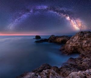 Stephanie Telesco Astrology night sky